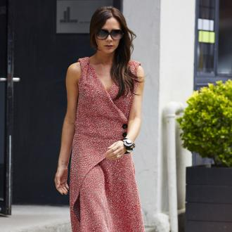 Victoria Beckham Ditches Short Skirts