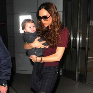Victoria Beckham Planning Lavish Bash For Harper