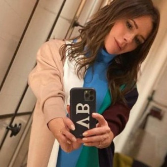 Victoria Beckham plans Work From Home outfits ahead of lockdown
