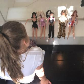 Victoria Beckham gifts daughter Spice Girls doll set