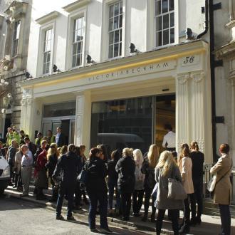 Victoria Beckham: My Shop Will Illuminate Brand