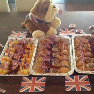 Victoria Beckham Cooks For Kids