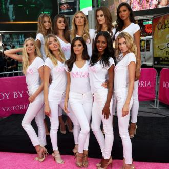 Victoria's Secret Angels Launch Body Care Collection
