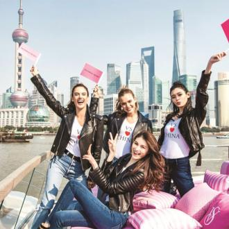 Victoria's Secret Fashion Show will take place in Shanghai, China