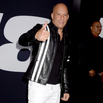 Vin Diesel gets emotional about his son's involvement in F9