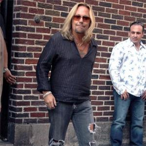 Vince Neil To Receive Lifetime Achievement Award