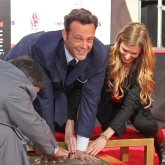 Vince Vaughn Immoortalised In Handprint Ceremony
