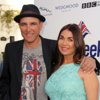 Vinnie Jones 'saw a white light' after his wife's death