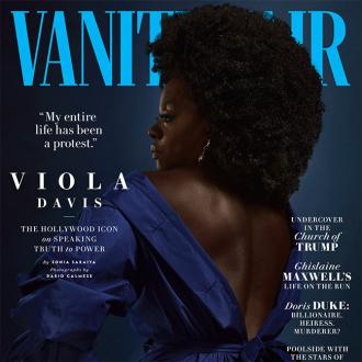 Viola Davis: My 'entire life' has been a protest
