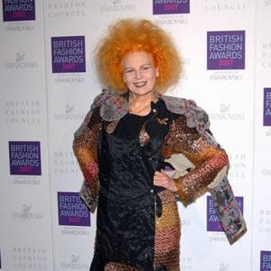 Vivienne Westwood's Fashion Week Warning