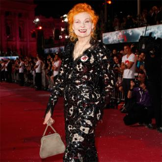 Dame Vivienne Westwood In Shower Video