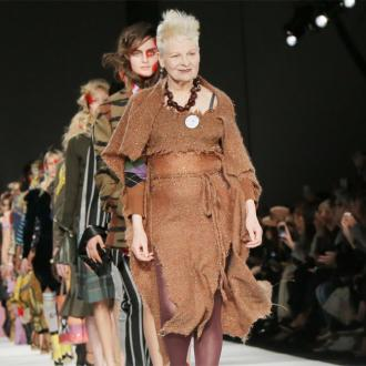Dame Vivienne Westwood disappointed with model granddaughter
