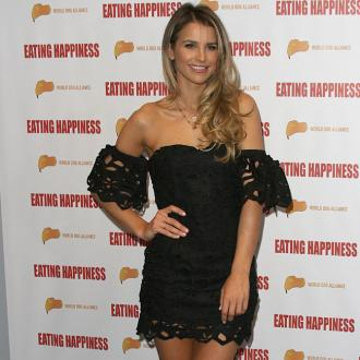 Vogue Williams works out 'six days a week'