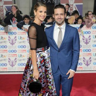 Vogue Williams 'pushed' Spencer Matthews away at first