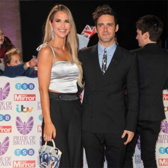 Vogue Williams and Spencer Matthews welcomed their second child