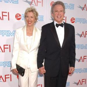 Warren Beatty Toasts Transgender Son