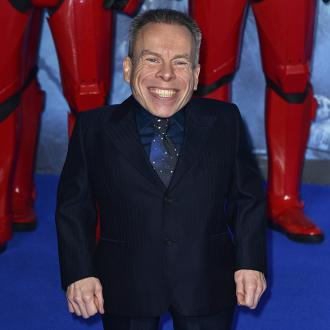 Warwick Davis likes reprising roles because 'hard work is done'