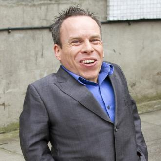 Warwick Davis says being angry is a 'waste of time'