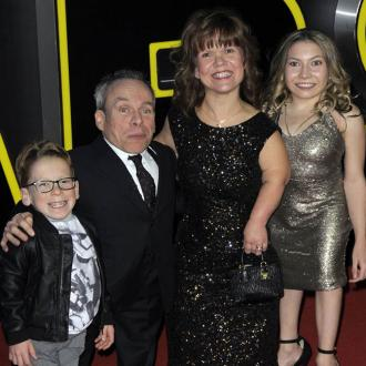 Warwick Davis will appear in Star Wars: Episode VIII