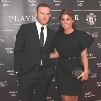 Coleen Rooney Snubs Wayne's Captain Debut