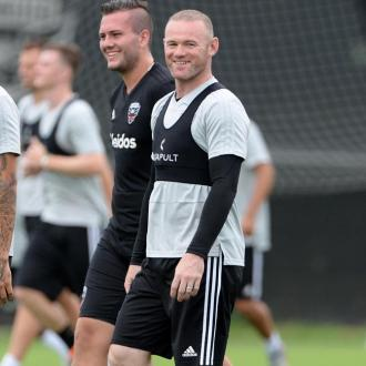 Wayne Rooney sang with Westlife at wedding