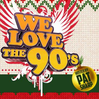 Pat Sharp Set For We Love The 90'S Tour