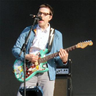 Weezer influenced by The Cure and The Clash