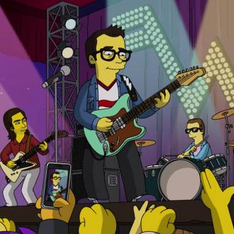 Weezer debut new song Blue Dream on The Simpsons