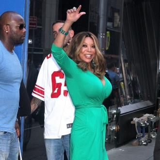 Wendy Williams has a hairline fracture in her shoulder