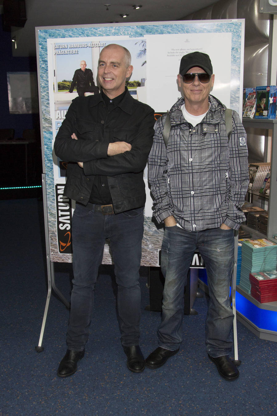Pet Shop Boys To Be Named Godlike Geniuses At Nme Awards