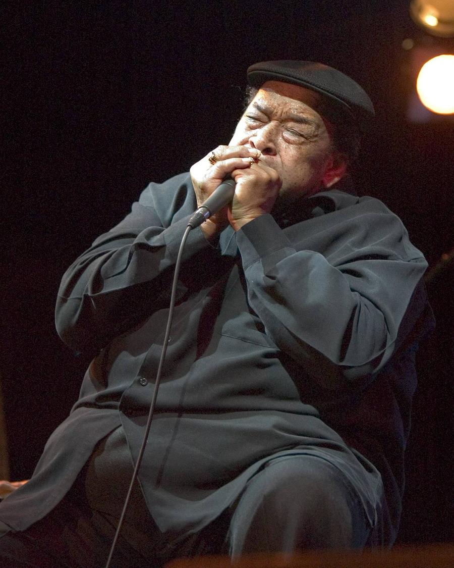 Blues Great James Cotton Dead At 81