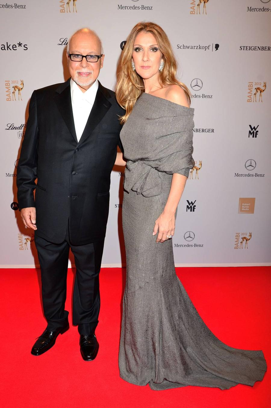 Celine Dion Appointed Administrator Of Late Husband's Estate