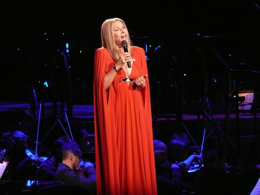 Barbra Streisand Returning To Brooklyn As Part Of Nine-city Tour