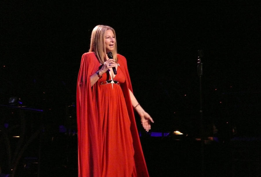 Barbra Streisand Makes U.s. Chart History With Encore Album