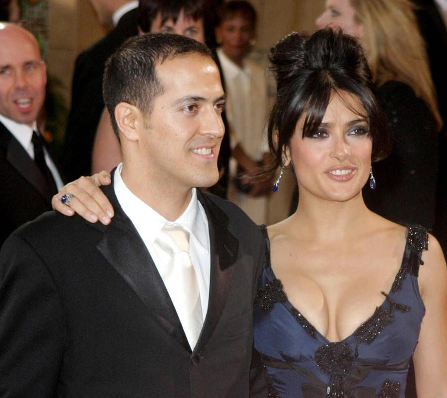 Salma Hayek's Brother Sues Ford Over Fatal Car Accident