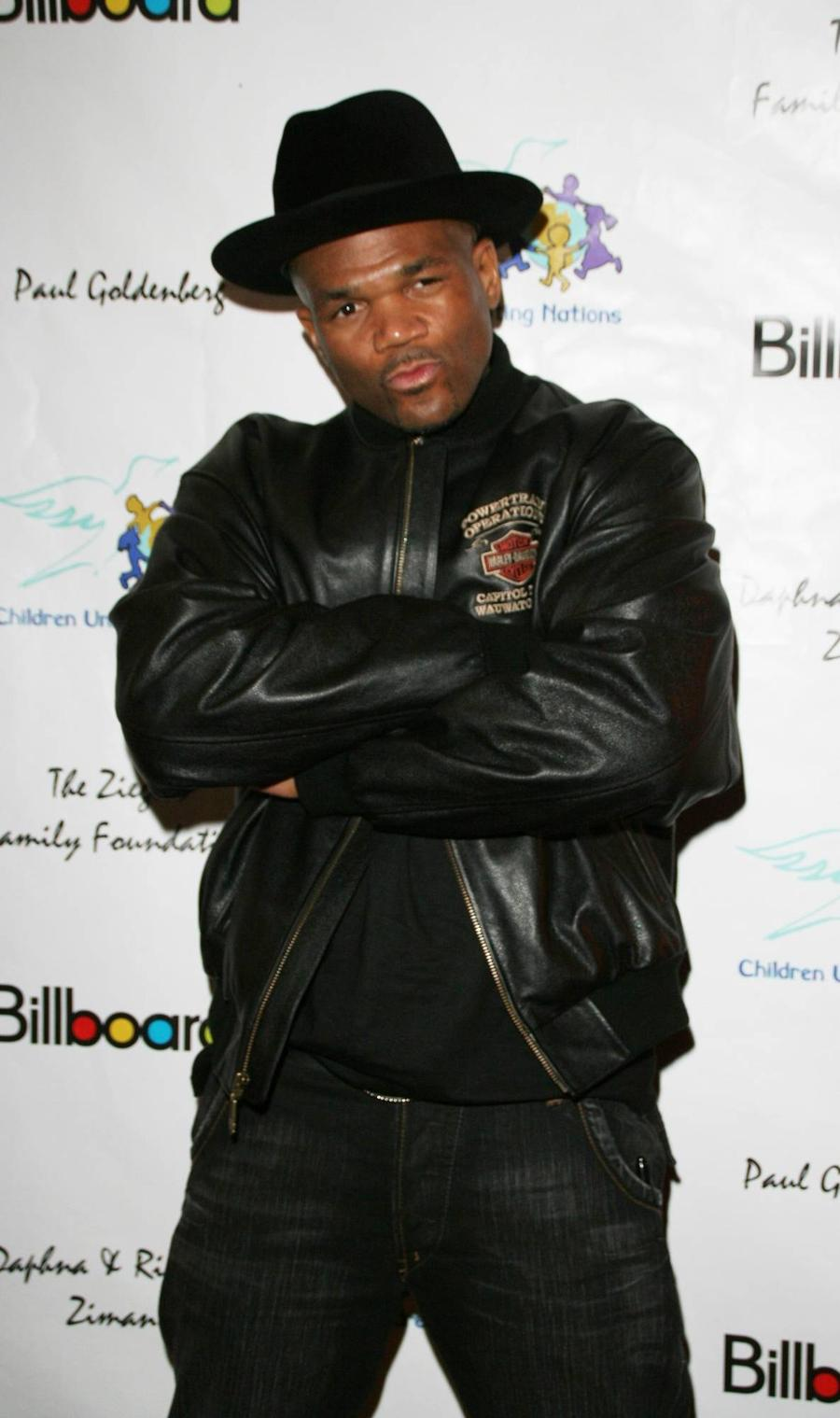 Run-dmc Star Slams Police Chief's 'Rappers Are Thugs' Comment