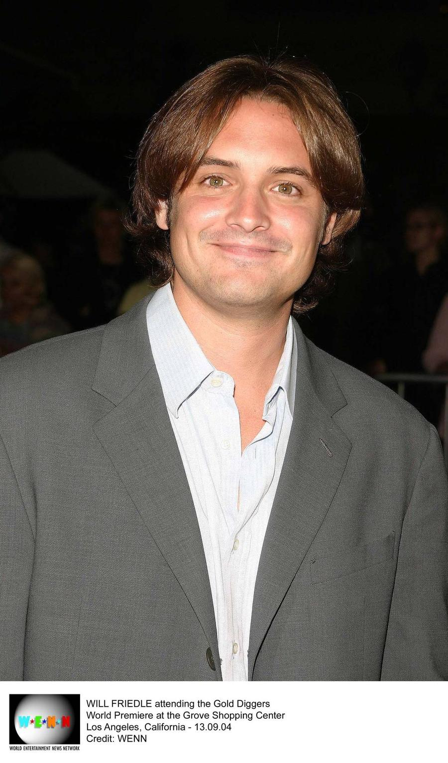 Actor Will Friedle Weds