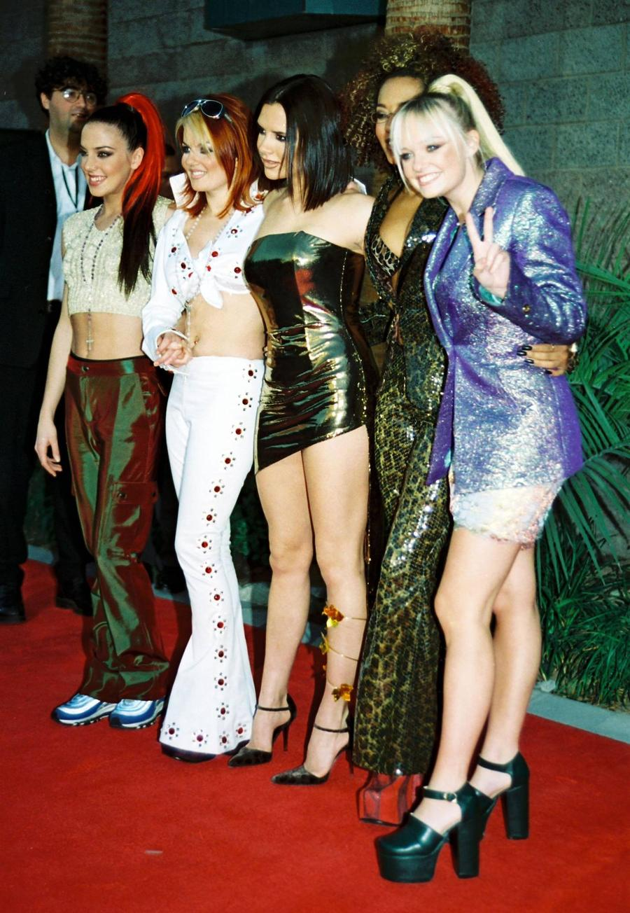 Producer Working On New Spice Girls Music Robbed Of Laptop