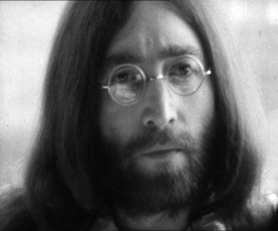 Lock Of John Lennon's Hair Sells For $35,000