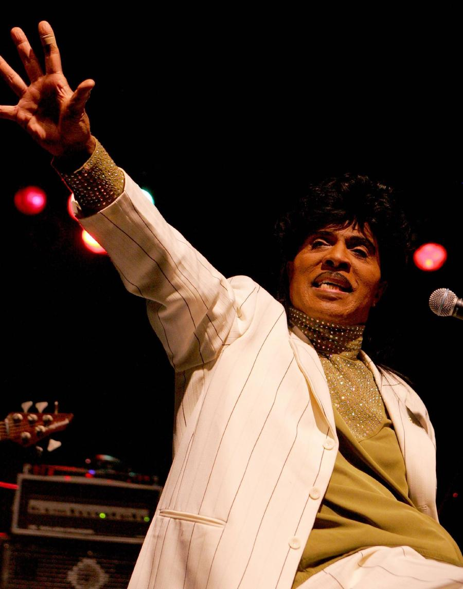 Fears For Little Richard's Health After Bootsy Collins Tweet