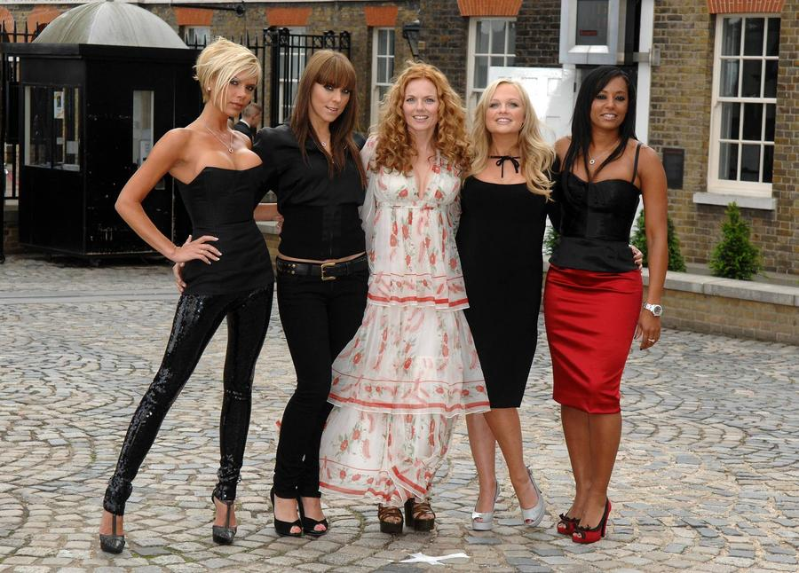 Spice Girls Trio 'Record New Single'
