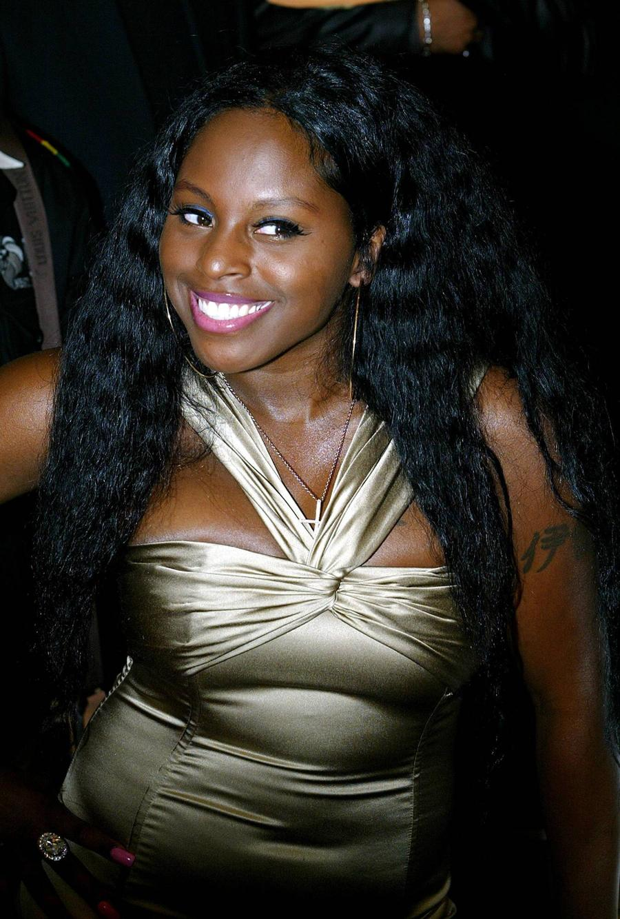 Foxy Brown Receives Key To City Of Brooklyn