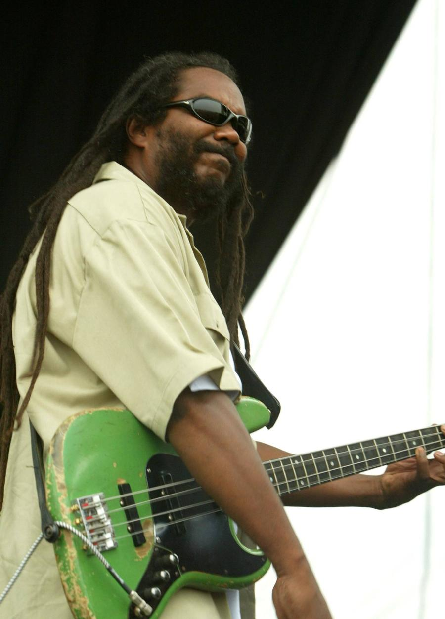 Bad Brains Singer Paul 'H.r.' Hudson Recovering After Neurosurgery