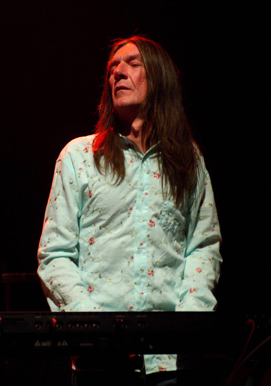 The Black Crowes Star Eddie Harsch Dead At 59