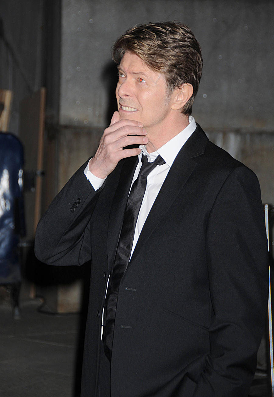 David Bowie Tops Brits' Favourite Male Musicians List