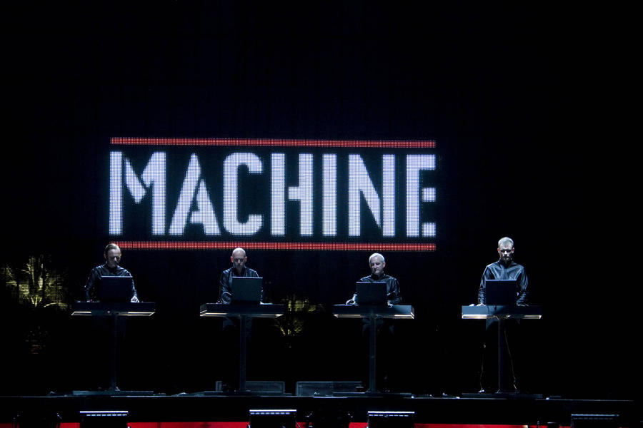 Kraftwerk's Argentina Concert Gets Green Light Despite Electronica Ban