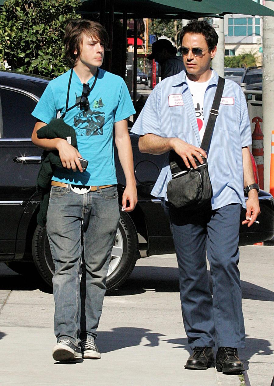 Robert Downey, Jr.'S Son Has Drug Conviction Dismissed