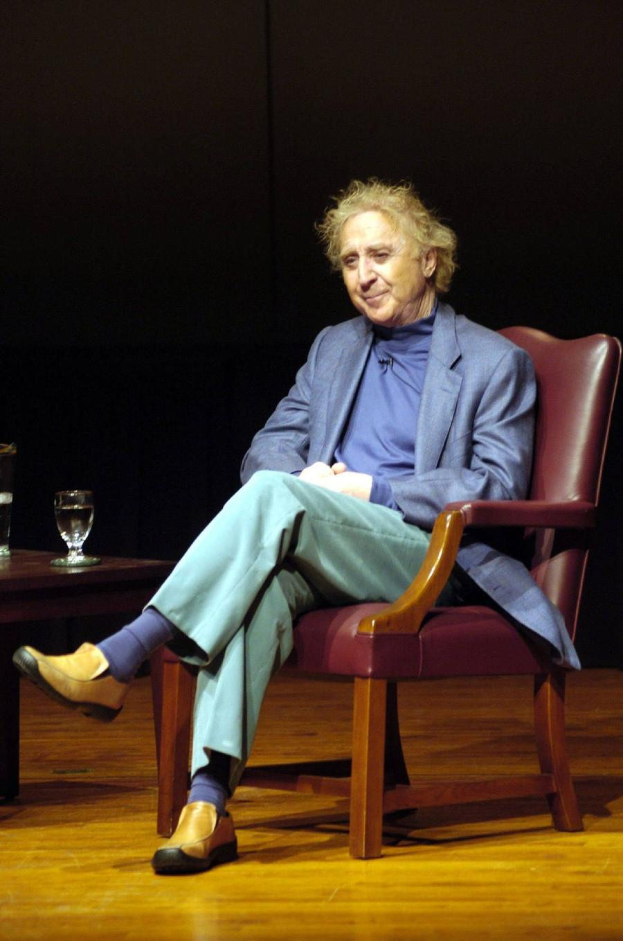 Gene Wilder Films Re-released At Cinemas To Honour Late Star