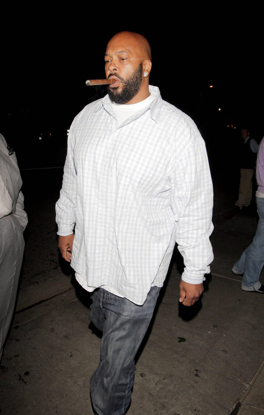 Suge Knight's Lawyers Refused Access To Witness Details