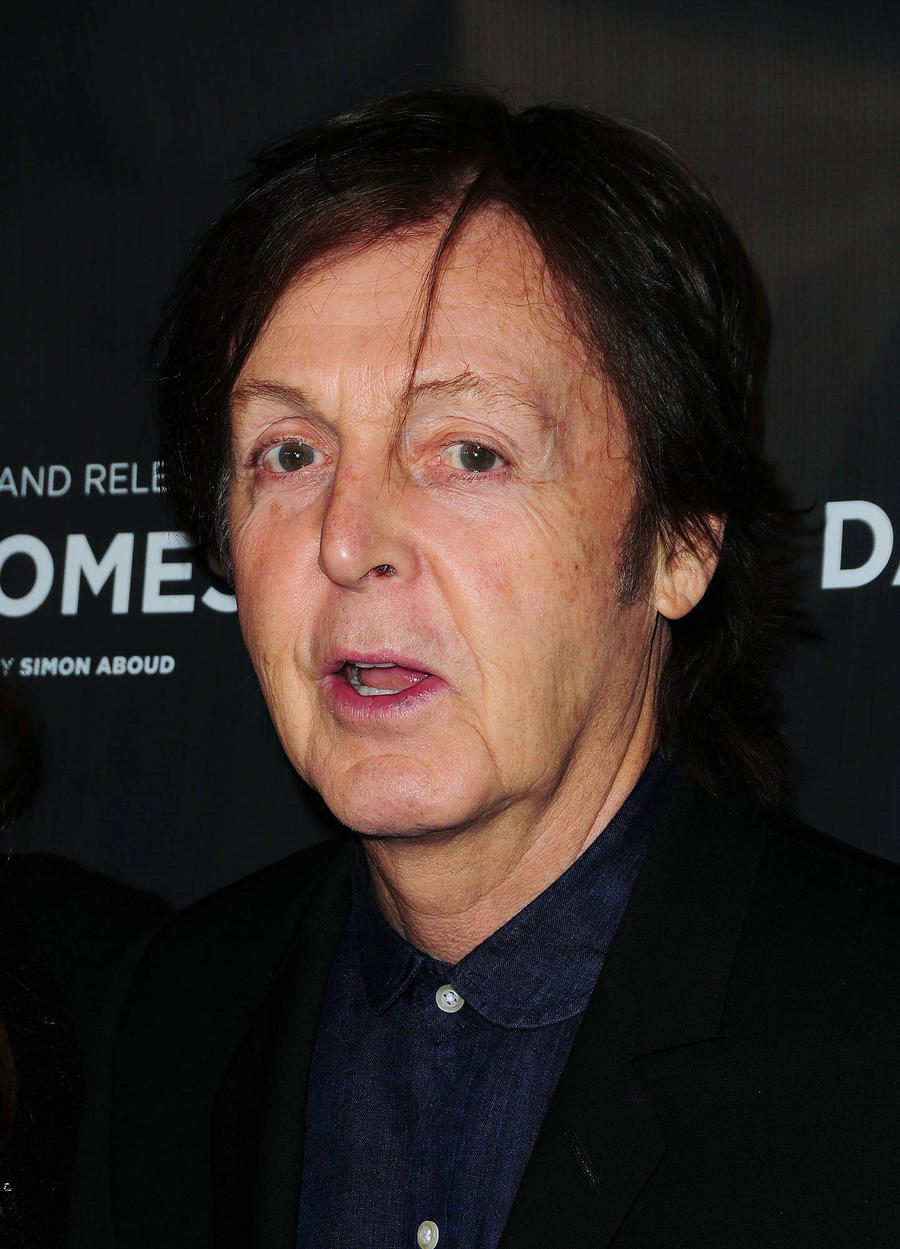 Paul Mccartney Hails Hospital Fundraiser